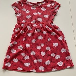 Other - Red seashell dress